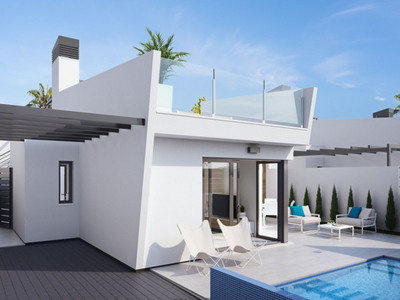 YMS7: Villa for sale in Los Alcazares