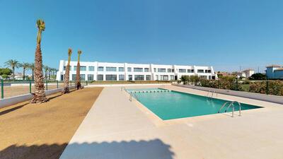 Ref:YMS13 Apartment For Sale in Mar Menor Golf Resort