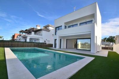 YMS14: Villa in Mar Menor Golf Resort