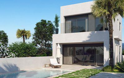 Ref:YMS16 Villa For Sale in Las Terrazas de la Torre