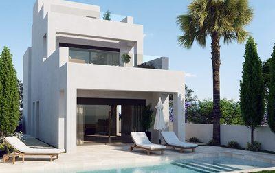 Ref:YMS17 Villa For Sale in Las Terrazas de la Torre