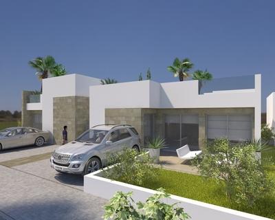 YMS20: Villa for sale in Lo Romero Golf