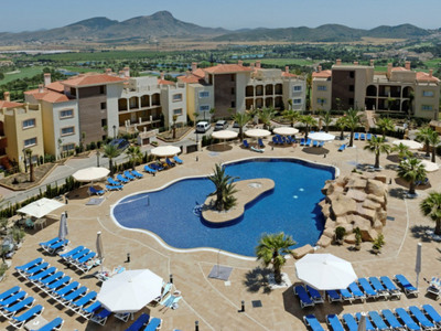 Ref:YMS21 Apartment For Sale in La Manga Club Resort