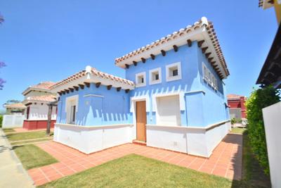 YMS25: Villa in Mar Menor Golf Resort