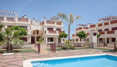 Ref:YMS27 Apartment For Sale in Los Alcazares