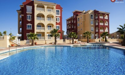 Ref:YMS44 Apartment For Sale in Los Alcazares