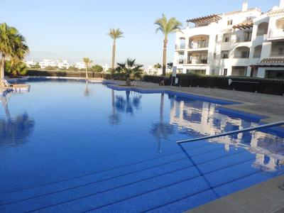 Ref:YMS50 Apartment For Sale in Hacienda Riquelme Golf Resort
