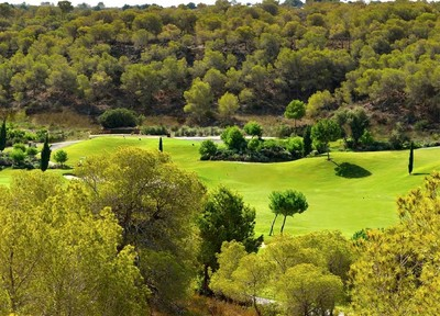 YMS59: Land for sale in Las Colinas Golf Resort