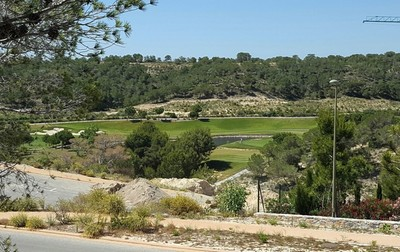 YMS60: Land for sale in Las Colinas Golf Resort