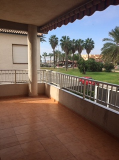 YMS87: Apartment for rent in Los Alcazares