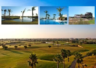 YMS91: Villa for sale in Roda Golf