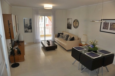 YMS103: Apartment for sale in Los Alcazares
