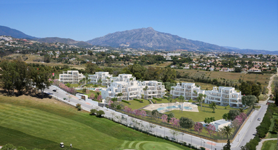 YMS114: Apartment for sale in Estepona