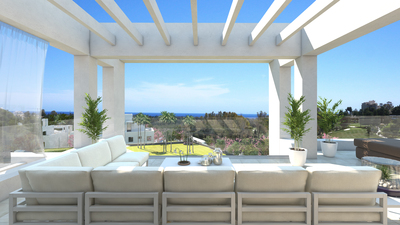 YMS114: Apartment in Estepona