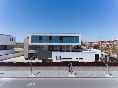 YMS117: Villa for sale in Pilar de la Horadada