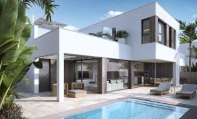 YMS119: Villa for sale in Pilar de la Horadada