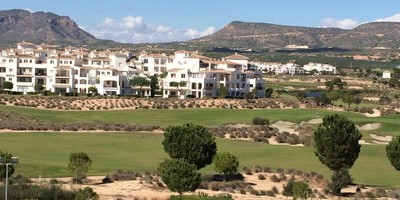 YMS122: Apartment for sale in Hacienda Riquelme Golf Resort