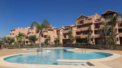 Ref:YMS136 Apartment For Sale in Mar Menor Golf Resort