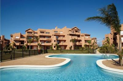 YMS137: Apartment in Mar Menor Golf Resort