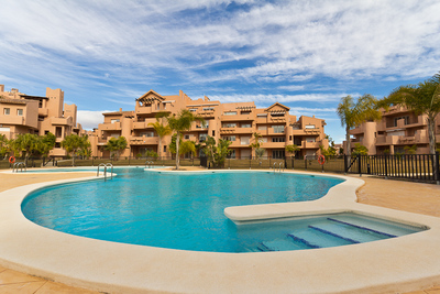 Ref:YMS138 Apartment For Sale in Mar Menor Golf Resort