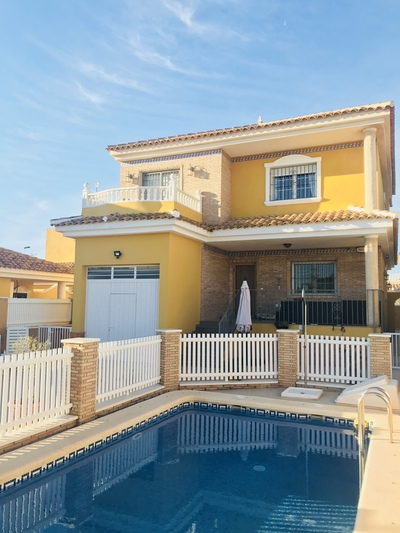 Ref:YMS142 Villa For Sale in Lomas Del Rame
