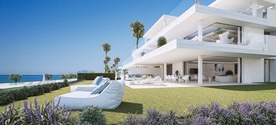 YMS173: Penthouse for sale in Estepona