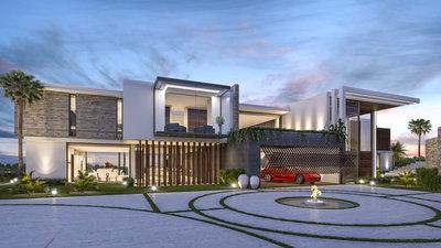 YMS177: Villa for sale in Benahavís