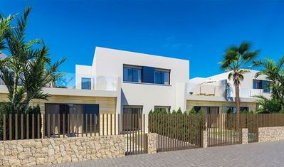 YMS181: Villa for sale in Pilar de la Horadada