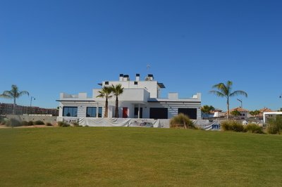 YMS194: Villa for sale in Mar Menor Golf Resort