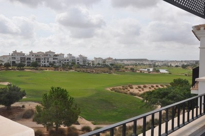 YMS196: Apartment for sale in Hacienda Riquelme Golf Resort