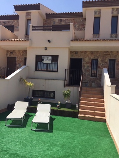 Ref:YMS198 Townhouse For Sale in Los Alcazares