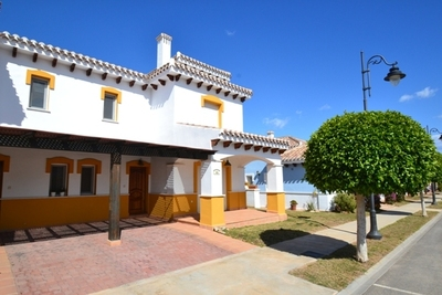 Ref:YMS200 Townhouse For Sale in Mar Menor Golf Resort