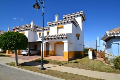 YMS200: Townhouse for sale in Mar Menor Golf Resort