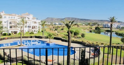 YMS201: Apartment for sale in Hacienda Riquelme Golf Resort