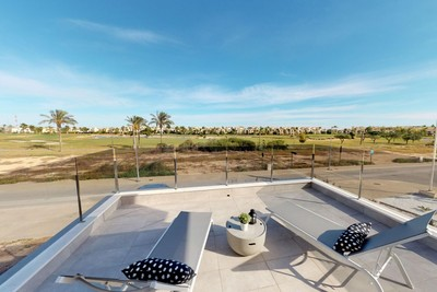 YMS205: Villa for sale in Roda Golf