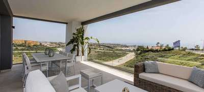 YMS210: Apartment for sale in Estepona