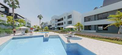 Ref:YMS210 Apartment For Sale in Estepona