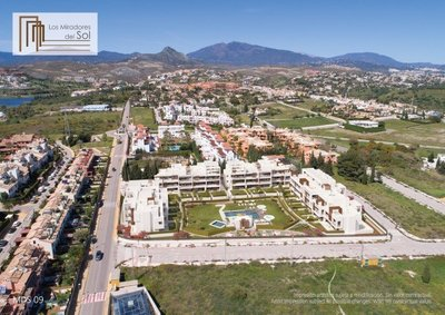 YMS217: Apartment for sale in Estepona