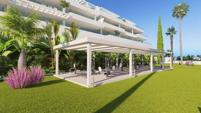 YMS220: Apartment for sale in Estepona