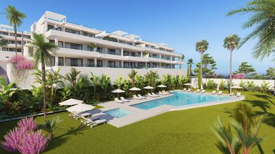 Ref:YMS220 Apartment For Sale in Estepona