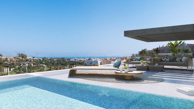 YMS226: Apartment for sale in Estepona