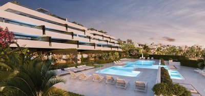 YMS227: Apartment for sale in Estepona