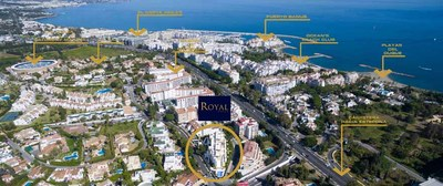 Ref:YMS228 Apartment For Sale in Puerto Banús