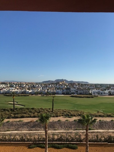 YMS251: Apartment for rent in Mar Menor Golf Resort