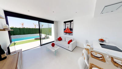 YMS253: Villa for sale in Los Alcazares