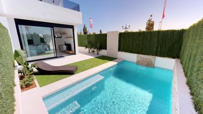 YMS253: Villa in Los Alcazares