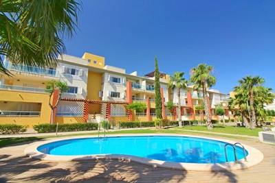 Ref:YMS268 Apartment For Sale in Hacienda del Alamo Golf Resort