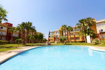 YMS268: Apartment for sale in Hacienda del Alamo Golf Resort