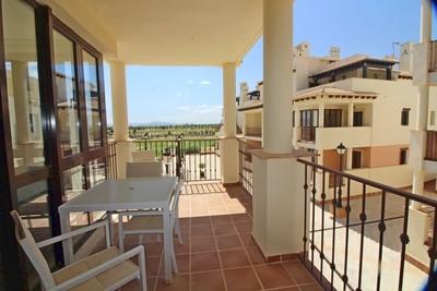 YMS270: Apartment for sale in Hacienda del Alamo Golf Resort