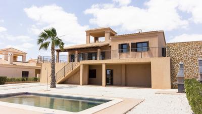 Ref:YMS273 Villa For Sale in Hacienda del Alamo Golf Resort